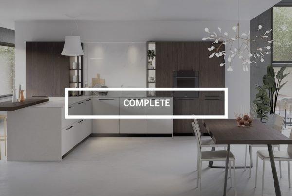 Scopri le cucine Complete