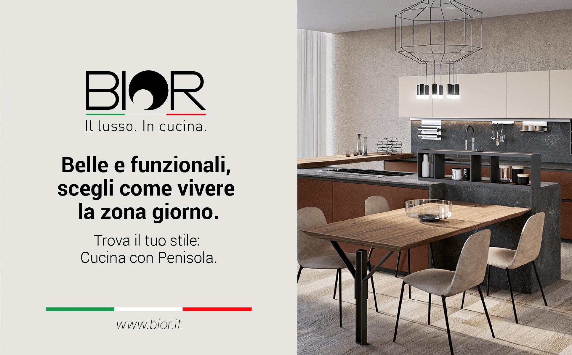 Kitchen Peninsula Beautiful And Functional Bior Italian Artisan Kitchens