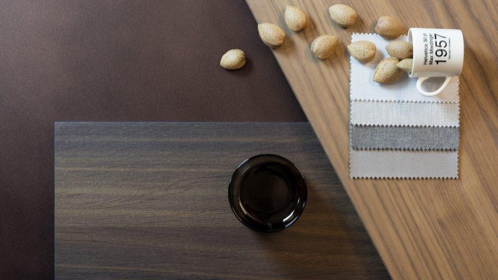 Cucina in legno moderna