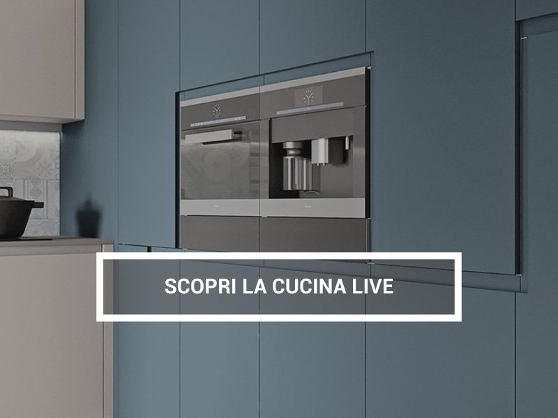 Scopri la Cucina Live di Bior
