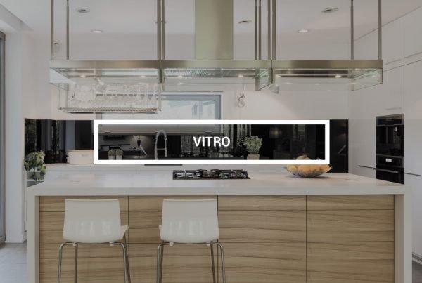 Cucina Vitro in vetro