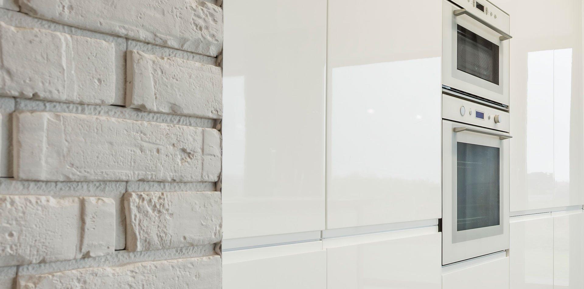Cucina in vetro: Vitro