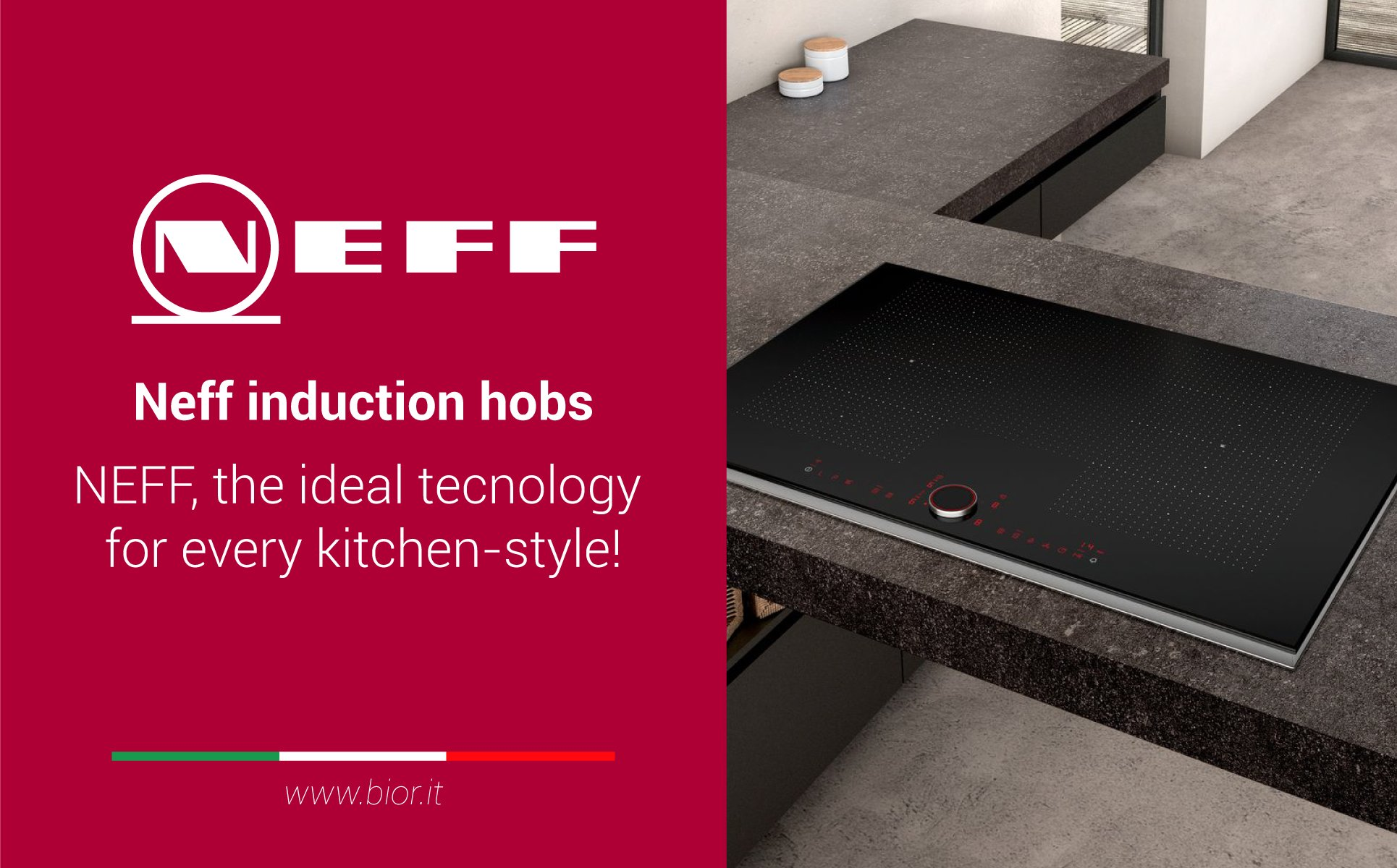 neff induction hobs