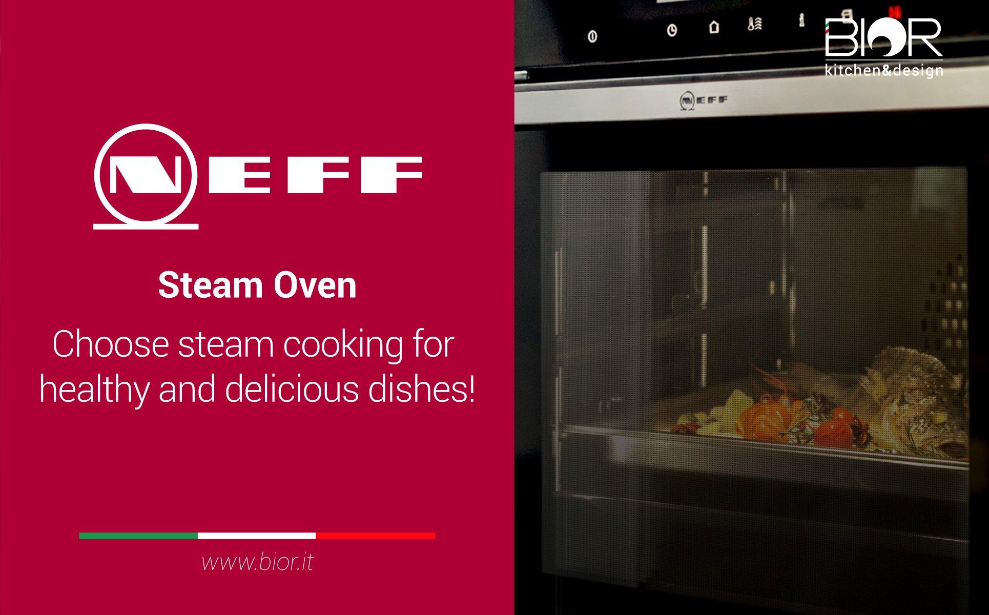 Neff Steam Ovens